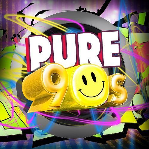 VA - Pure 90s Time Garden (2016)