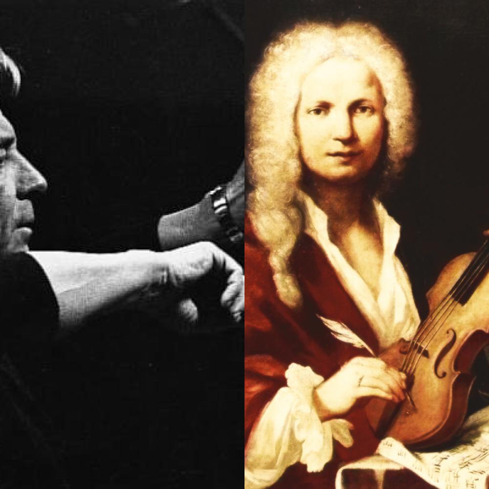 Антонио Вивальди   -   Времена года. (из ВКонтакте)